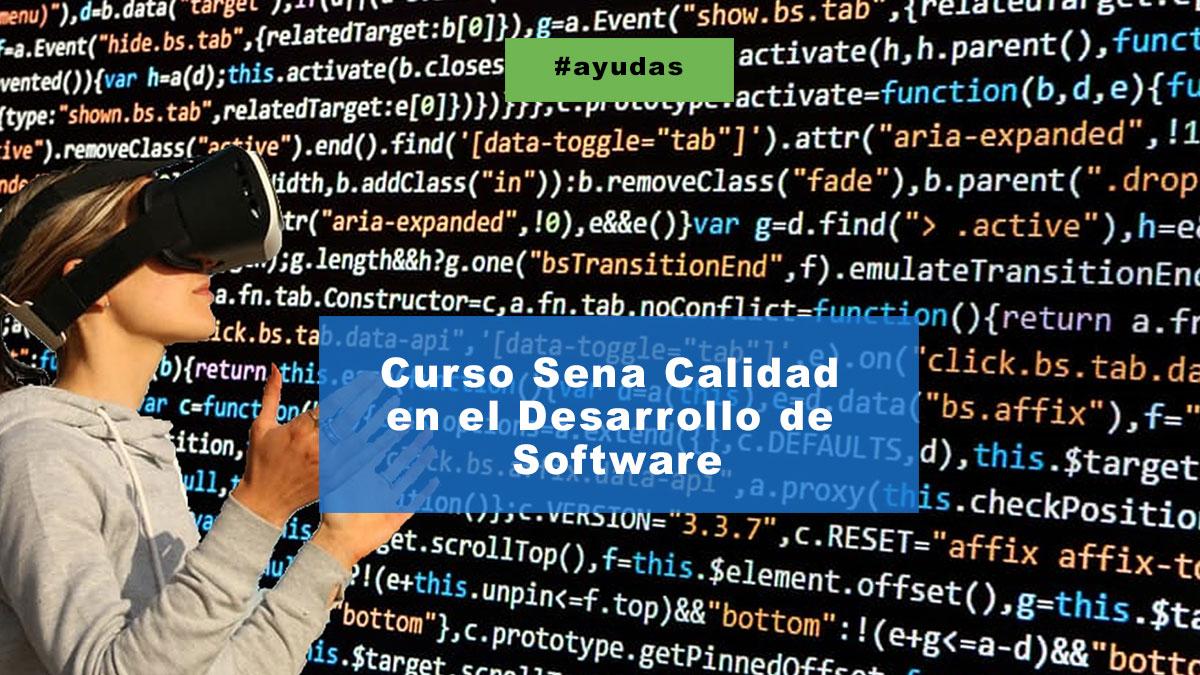 Curso Sena Calidad en el Desarrollo del Software
