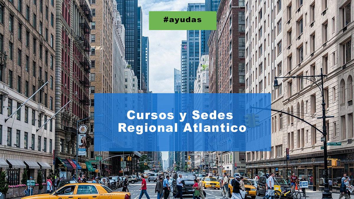 Sena Sofia Plus Cursos y Sedes Regional Atlántico