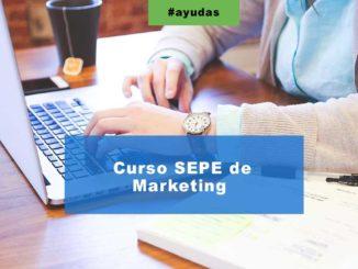 Curso SEPE de marketing Digital