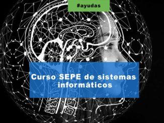 Curso SEPE de sistemas informáticos